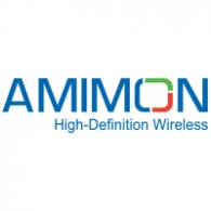 Aminon logo vector logo