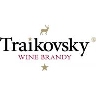 Traikovsky Wine Brandy logo vector logo