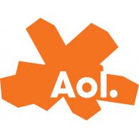 AOL logo vector logo