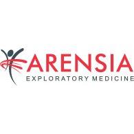 Arensia logo vector logo