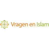 Vragen en Islam logo vector logo
