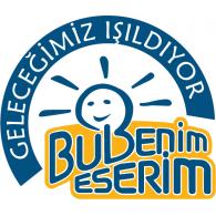 Bu Benim Eserim logo vector logo