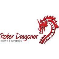 Roter Dragoner logo vector logo