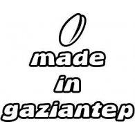Made In Gaziantep logo vector logo