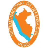 Sistema Nacional de Defensa Civil logo vector logo