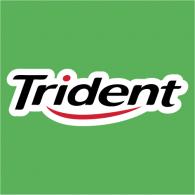 Trident logo vector logo