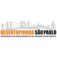 São Paulo Desentupidora logo vector logo
