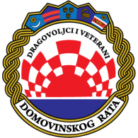 Udruga dragovoljaca i veterana Domovinskog rata logo vector logo
