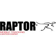 Raptor logo vector logo