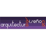 diseño & arquitectura logo vector logo