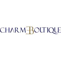 Charm Boutique logo vector logo