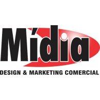 Midia logo vector logo
