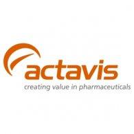 actavis logo vector logo