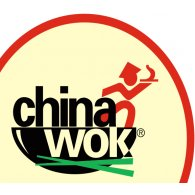 China Wok logo vector logo