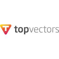 TopVectors logo vector logo