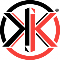 Kontrast Bikes logo vector logo