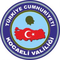 KOCAELİ VALİLİĞİ logo vector logo