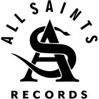 All Saints Records logo vector logo