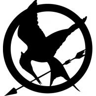 Mockingjay logo vector logo