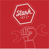 Stark. logo vector logo
