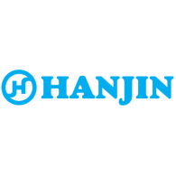 Hanjin logo vector logo