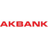 AKBANK logo vector logo