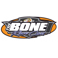 Tre Bone Race Cars logo vector logo