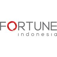 Fortune Indonesia logo vector logo
