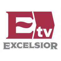 Excelsior TV logo vector logo