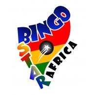 Bingo Star Africa logo vector logo