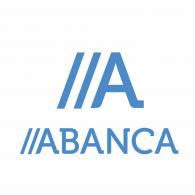 Abanca logo vector logo