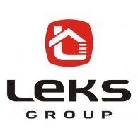 Leks group logo vector logo