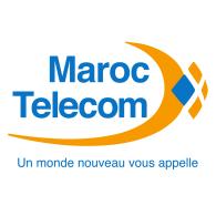 Maroc Telecom logo vector logo