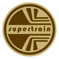 Supertrain logo vector logo