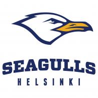 Seagulls logo vector logo