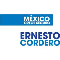 Ernesto Cordero logo vector logo