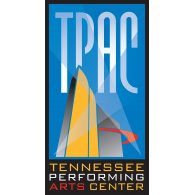 Tennessee Performing Arts Center logo vector logo