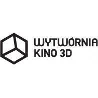 Kino 3D Wytwórnia logo vector logo