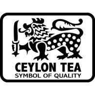Ceylon Tea logo vector logo