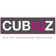 Cubiqz logo vector logo