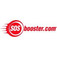 SOS Booster logo vector logo