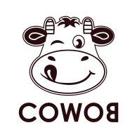 Cowbow logo vector logo
