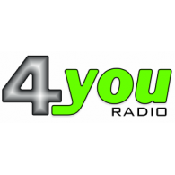 Radio 4you logo vector logo