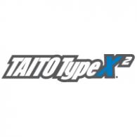 Taito Type X2 logo vector logo