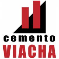 Viacha Cemento logo vector logo