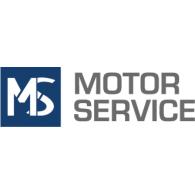 Motor Service logo vector logo