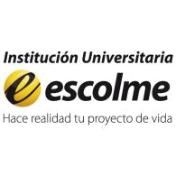 Institución Universitaria ESCOLME logo vector logo