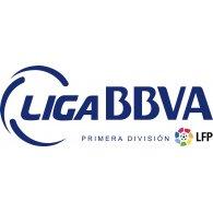 Liga BBVA logo vector logo