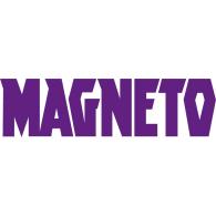 Magneto logo vector logo