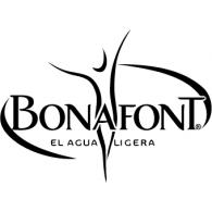 Bonafont logo vector logo